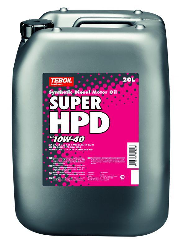 Super HPD10W-40 - Omakylakauppa.fi