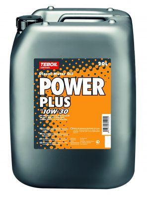 Power Plus 10W-30